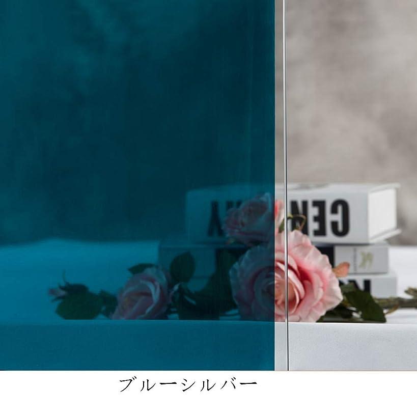 食い違い遵守する手がかりYiwanda 建築ガラスフィルム 目隠し 遮光 遮熱 断熱 リメイク uvカット 浴室 窓ガラスシート 外から見えない おしゃれ プライバシー保護 防犯 省エネ (1,90*500CM)