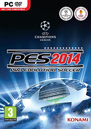 PES 2014 : Pro Evolution Soccer [Edizione: Francia]