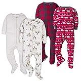 Gerber Baby Girls' Blanket Sleepers