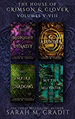 The House Of Crimson & Clover Box Set Volumes V-VIII: A New Orleans Witches Family Saga (Crimson & Clover Collections Book 2)