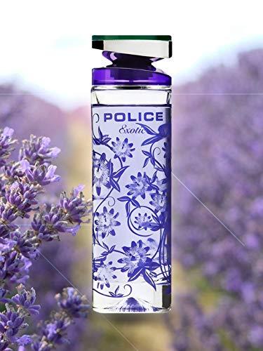 Police Exotic Eau de Toilette Spray pour vous 100 ml