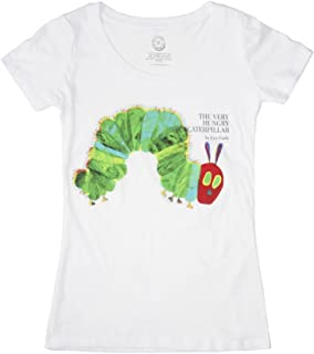 Out of Print World of Eric Carle, The Very Hungry Caterpillar Women's T-Shirt