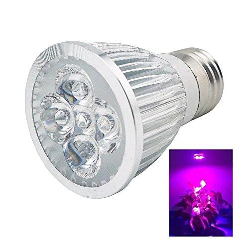 Bonlux Medium Base E26 E27 Led Plant Grow Light Full Spectrum Led Grow Lights...