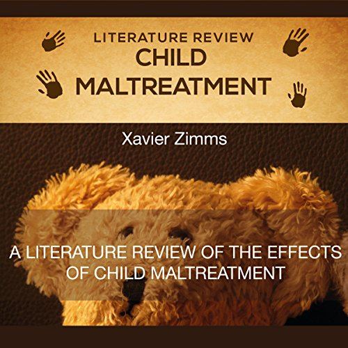 Literature Review of the Effects of Child Maltreatment audiobook cover art
