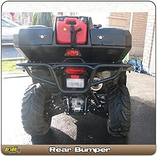 Suzuki King Quad 750 700 500 450 (2005-2018) Quad ATV Bison Rear Bumper Brush Guard