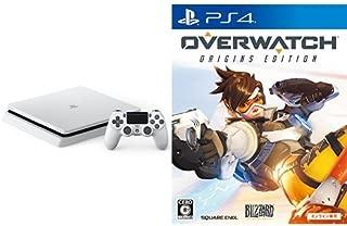 PlayStation 4 グレイシャー・ホワイト 1TB (CUH-2000BB02) + オーバーウォッチ オリジンズ・エディション - PS4
