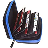 Butterfox 68 Game Card Storage Holder Hard Case for Nintendo 3DS, 2DS, DS and Nintendo Switch or PS Vita (48...