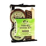 Best Shoe Polish Kits - Griffin Travel Shine Kit- Shoe Polish, Polish Applicator Review