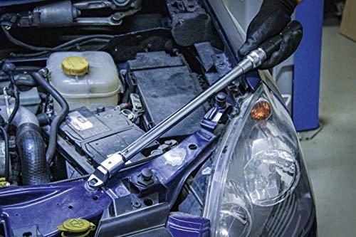 BGS 2815 | Chiave dinamometrica | 10 – 100 Nm | per utensili da 9 x 12 mm