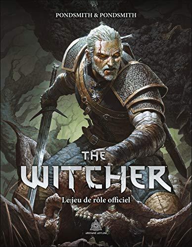 Arkhane Asylum Publishing The Witcher - Le Jeu de rôle