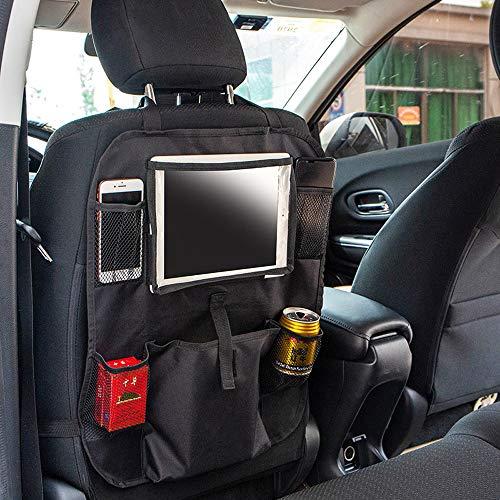 CREAL Multi-Pocket Car Banquette Arrière Organisateur De Protection, 10\