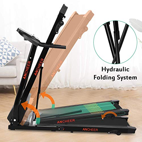 ANCHEER Treadmills for Home Running...