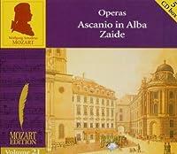 Mozart Ascanio In Alba Maaike Beekman Claudia Patacca Nicola Wemyss Tom Allen Claron Mcfad by VARIOUS ARTISTS (1900-01-01)