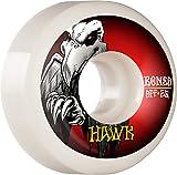 Bones Ruedas de skate Tony Hawk Falcon II P5 Sidecut SPF 84B de 60 mm