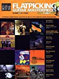 Flatpicking Guitar Masterpieces: Acoustic Guitar CD Songbook #9 (Acoustic Guitar (String Letter))