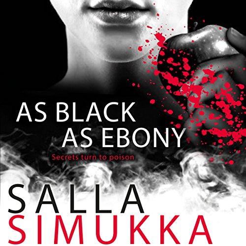 As Black as Ebony audiobook cover art