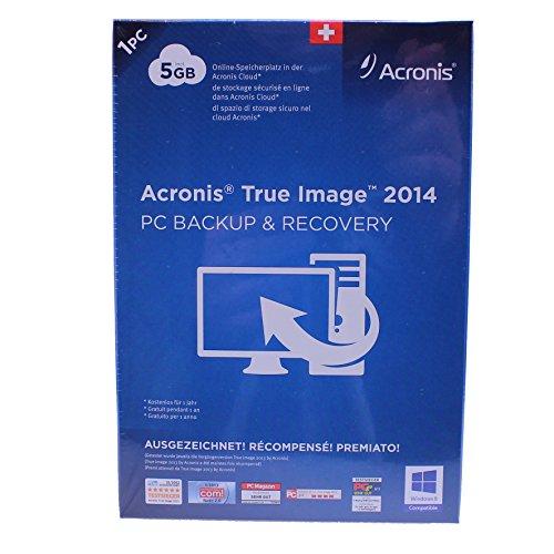 Acronis True Image 2014 [CH] MiniBOX