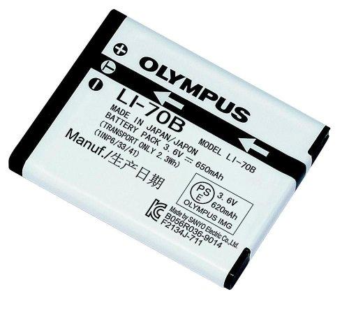 Olympus LI-70B Lithium Ionen Akku für FE-4040, FE-4020 und X-940