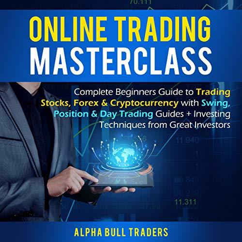 Online Trading Masterclass: cover art