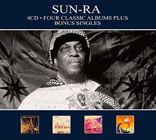Four Classic Albums Plus Bonus Singles