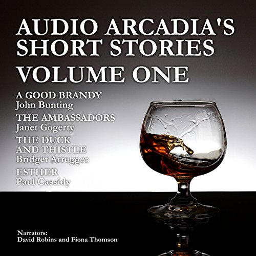 Audio Arcadia's Short Stories - Volume One audiobook cover art
