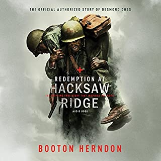 Redemption at Hacksaw Ridge cover art
