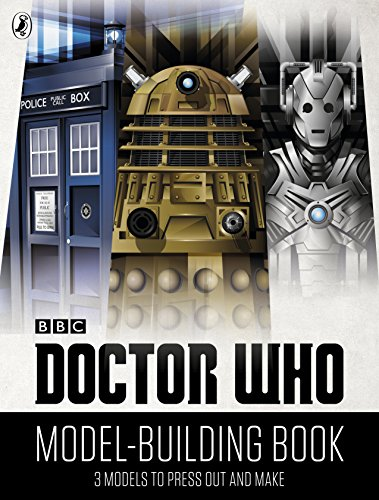 Doctor Who. Model-Building Book