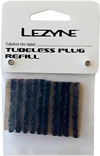 LEZYNE 1-PK-PTBLS-V104-10 - Goma de Repuesto para Kit de reparación Tubeless (10 Unidades), Color Negro