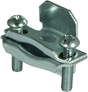 Hubbell-Raco 4763B5 Nm 2 Piece Clamp Connector 3/4-inch - 1-inch, Pack of 5