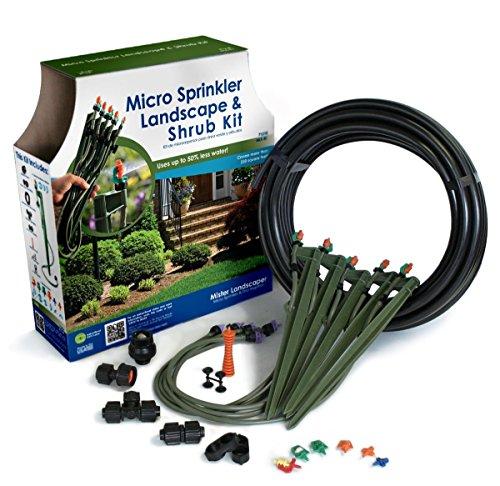 Mister Landscaper Micro Sprinkler Landscape & Shrub Kit