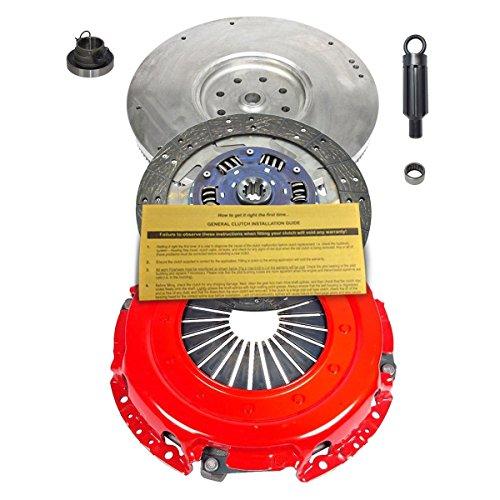 EFT STG 1 CLUTCH KIT+FLYWHEEL FOR DODGE RAM 2500 3500 NV5600 CUMMINS DIESEL 6SPD