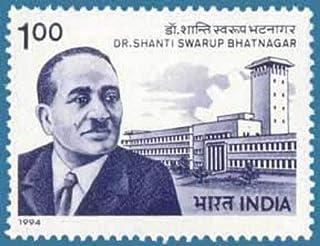 Indien 1994 Dr. Shanti Swarup Bhatnagar Wissenschaftler National Physik Labor Stamp Stampbazar