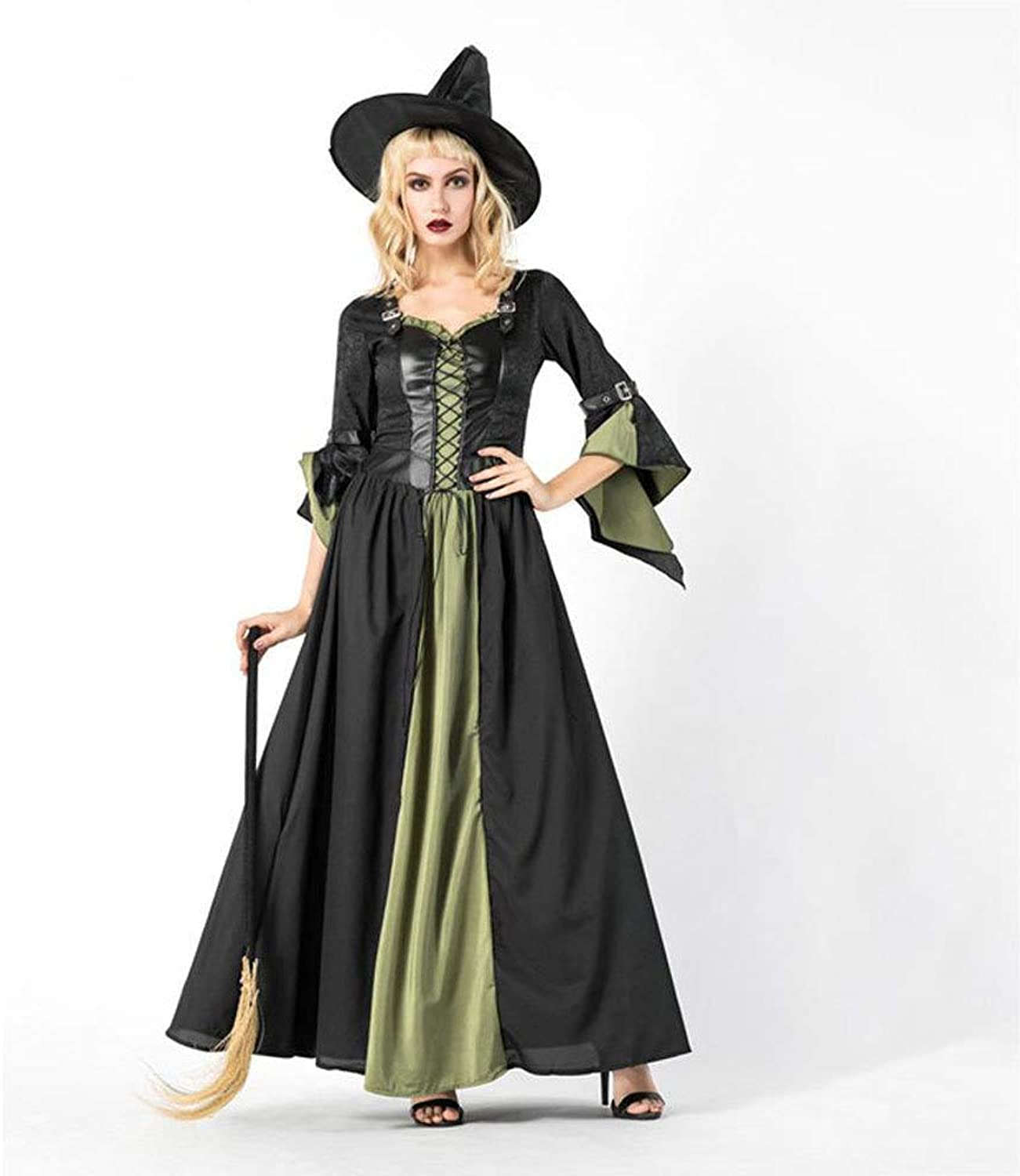 Shisky Cosplay Women's Clothing, Halloween Costume Cosplay Adult Costume Party Witch Costume