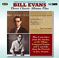 Evans - Three Classic Albums Plus