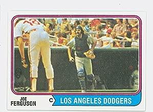 1974 Topps Baseball 86 Joe Ferguson Los Angeles Dodgers Near-Mint to Mint