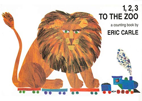 1  2  3 to the Zoo: A Counting Book