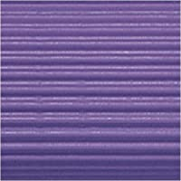 Corobuff 0011331 Fade Resistant Solid Color Corrugated Paper Roll 48 x 25' Size Violet [並行輸入品]