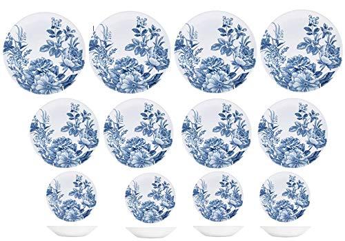 Churchill China Edward Calico Mint 12PC Set