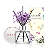 Cocod'or Mini Flower Home & Car Diffuser/Garden Lavender/1.6oz/Fragrance Decor...