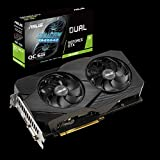 ASUS Dual GeForce GTX 1660 OC Edition 6 GB GDDR6 EVO, Scheda...