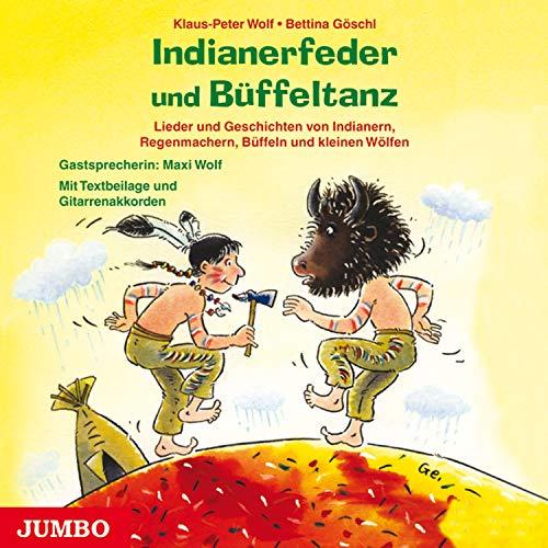 Indianerfeder und Büffeltanz Titelbild