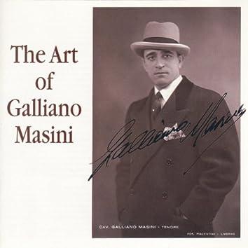 The Art of Galliano Masini