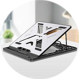 Soportes Laptop Stand De Escritorio De Elevación Ajustable Vertical Oficina Aumentar La Disipación De Calor Base Plegable ...