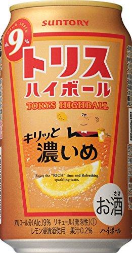 『サントリー ハイボール 4種飲み比べ [ チューハイ 350ml×12本 ]』の4枚目の画像