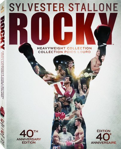 Rocky Heavyweight Collection  [Blu-ray] [Importado]