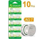 Starcell SR927SW LR927 AG7 SR929SW 395 399 1,55 V batterie a bottone