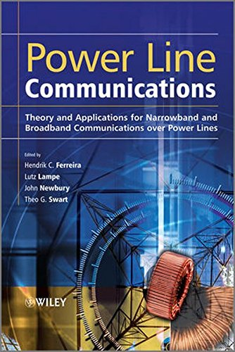 Power Line Communications: Theory and Applications for Narrowband...