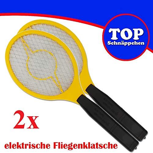 Trango 2er Juego de swatter eléctrico 2TG-FL2004 Cazador de...