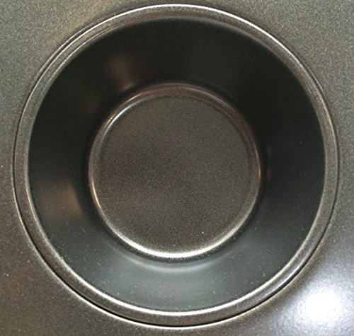 パール金属『マフィン型プレート6個取り(D-4838)』