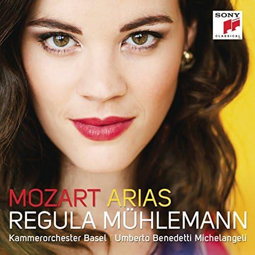 Regula Mühlemann & Wolfgang Amadeus Mozart